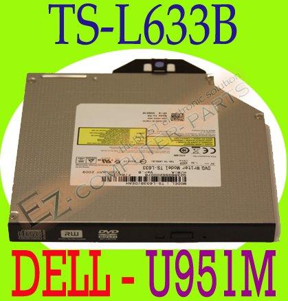 Toshiba Samsung TS-L633B RW DVD+ReWritable U951M   #