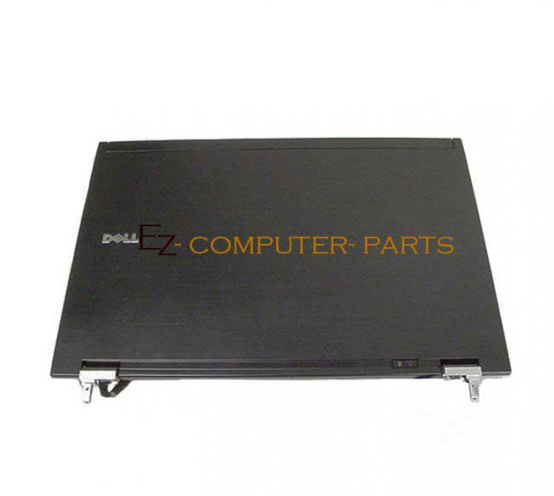 DELL FX282 LCD Cover with Hinges Latitude E6400 Y793H !