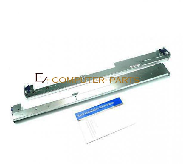NEW Dell H838C 2U Static Rapid Rail Kit    ~