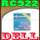 RC922 Dell LTO 3 400/800GB WORM Tape Media -Single New`