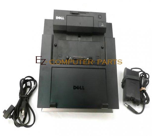 Dell E-Series Docking Station PW380 MT002 w/PA-10     ~