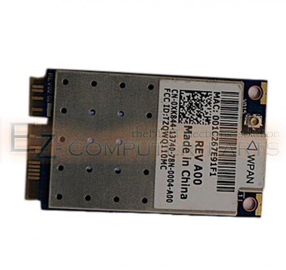 Dell XPS M1330 Wireless Bluetooth WPAN PCI Card XK844 !
