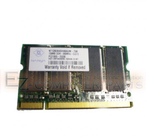 NANY 128MB DDR 256MHz CL2.5 MEMORY/RAM   ** NEW **   !