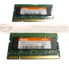 LOT OF 2 HYNIX 256MB 1RX16 PC2-3200S-333-12 **NEW**   !