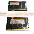 LOT OF 2 HYNIX 512MB DDR 400MHz CL3 MEMORY *Grade A*  !