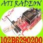 256MB PCI-E VIDEO CARD ATI 102B6290200 DMS-59/SVIDEO !