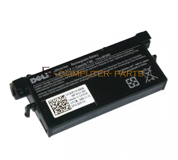 Dell PERC5i PERC 5i Battery - KR174 Type M146c *USA* !