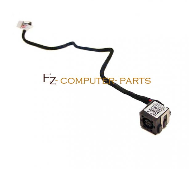 Dell HW910 Latitude E6500 DC Power Jack with Cable  ~
