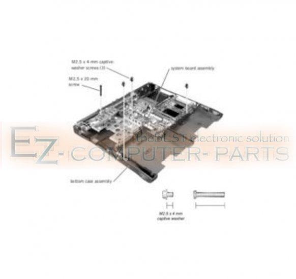 Dell INSPIRON 8100 MOTHERBOARD 0M099 6K117 0F007 REF. :