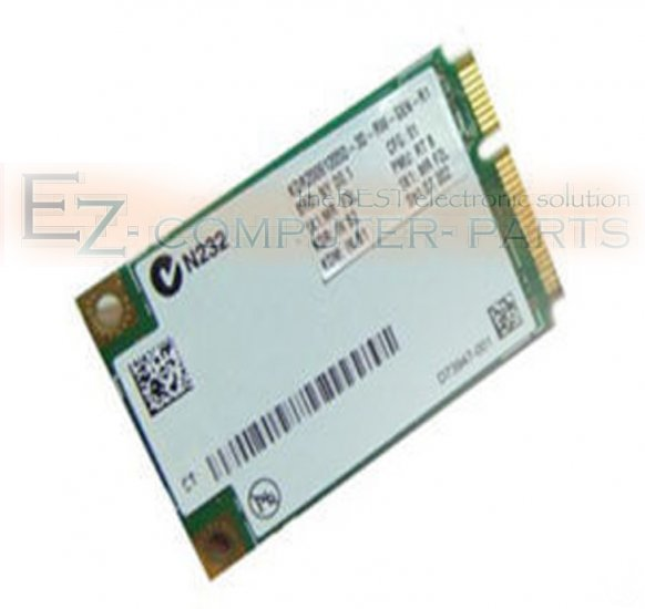 Dell Inspiron Mini 9 Wireless Mini-PCI-e Card - N204H !