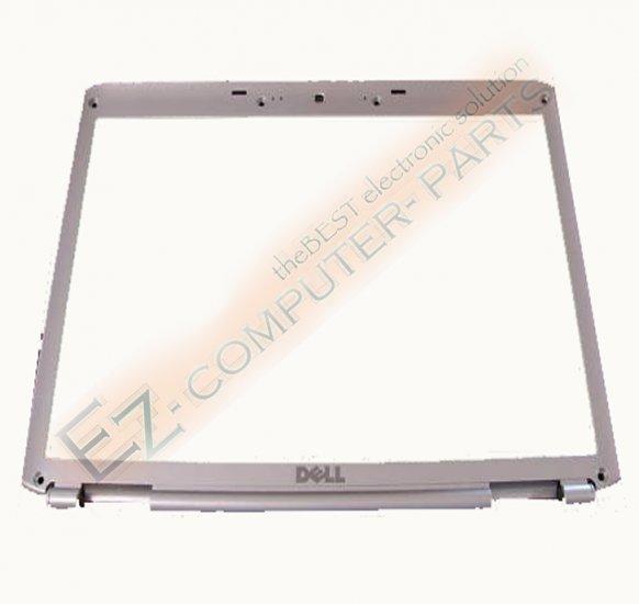 DELL 1500 1520 1521 LCD BEZEL w/ CAMERA PORT NP897 NEW: