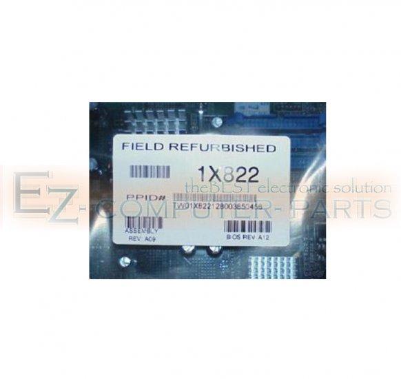Dell PowerEdge 1600SC Motherboard 1X822 Dell Refurb.  :