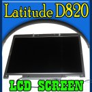 DELL Latitude D820 LCD Screen w/ Cover Bezel LP154W02 #