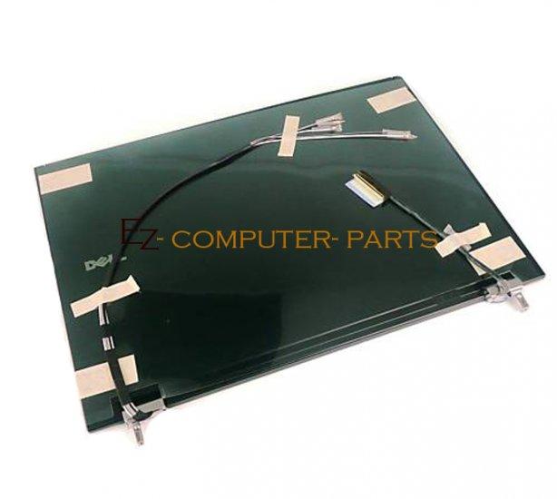 "DELL D517J LCD Cover w/Hinges Latitude E6400 ""A Grade""!"