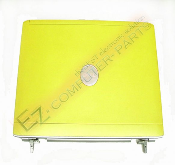 """YELLOW Dell Inspiron 1520 1521 15.4"""" LCD COVER GM396  :"""