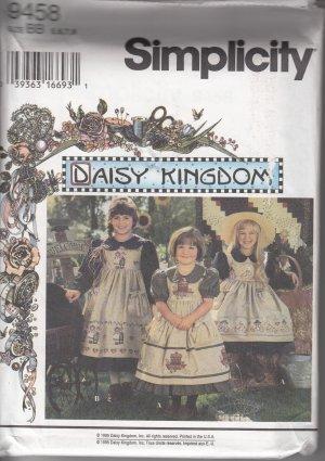 Simplicity Daisy Kingdom 9458