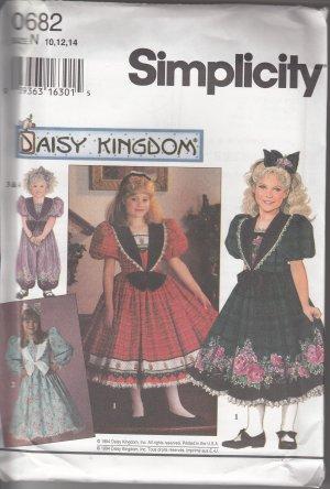 Simplicity Daisy Kingdom 0682