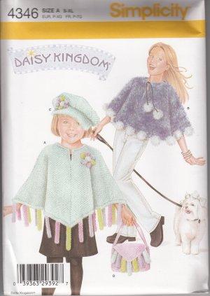 Simplicity Daisy Kingdom 4346