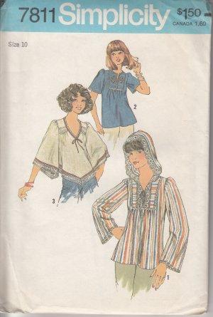 Vintage Simplicity 7811
