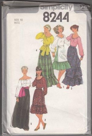Vintage Simplicity 8244
