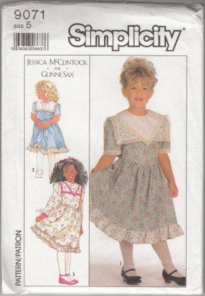 Simplicity Jessica McClintock 9071