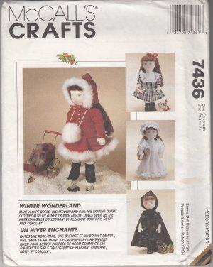 McCall's Craft 7436