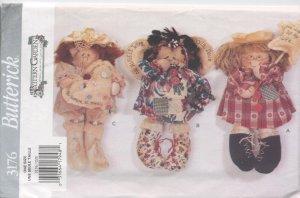 """Pattern Garden 12"""" Dolls Butterick 3176"""