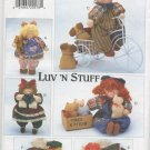 "Best Friends Luv n"" Stuff Butterick 3789"
