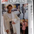 McCalls 7813