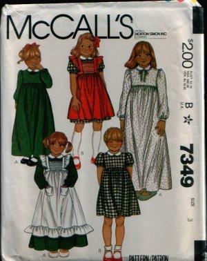 McCalls 7349