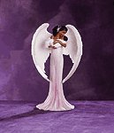 Angel Cradling Infant Figurine -33812
