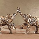Patchwork Elephant Couple-Safari -31776