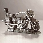 Alabastrite Antique Motorcycle -29569
