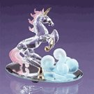 Spun Glass Unicorn-Clouds -31799