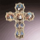 Alabastrite Life Of Jesus Cross Wall -30722
