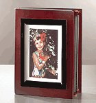 Wood Photo Album -33327