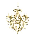 Wrought Iron Chandelier -35601