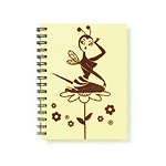 Bee Girl Journal -36866