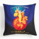 Sublimated Art Pillow - La Chablisienne -36778