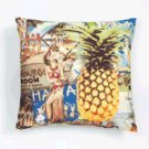 Sublimated Art Pillow -Chi Chi -36780