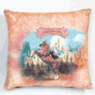 Sublimated Art Pillow -Rodeo -36781