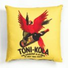 Sublimated Art Pillow -Toni-Kola -36782