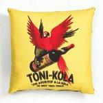 Sublimated Art Pillow -Toni-Kola -36782