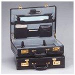 Top Grain Leather Attache Case -22951
