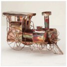 Musical Locomotive Metal Sculpture -25037