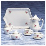 10-Piece Mini China Tea Set -8775
