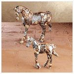 Patchwork Horses - Safari -29287