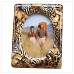 Patchwork Photo Frame - Safari -28308