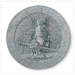 Alabastrite Guardian Angel Wall Plaque -30098