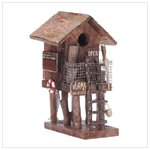 Wooden Bait Shop Birdhouse -30658